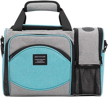 Isolierte Lunch Bag Wasserdicht FüR MäNner Und Frauen Portable Isolierung Mit Dicht Liner B07HVWZ5QR | Online-Exportgeschäft