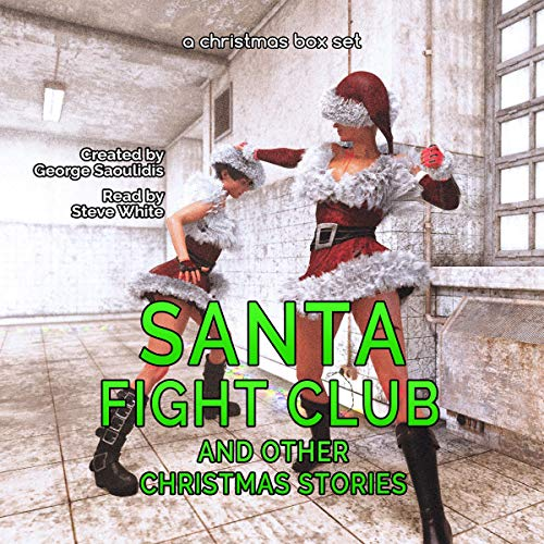 Santa Fight Club and Other Christmas Stories cover art