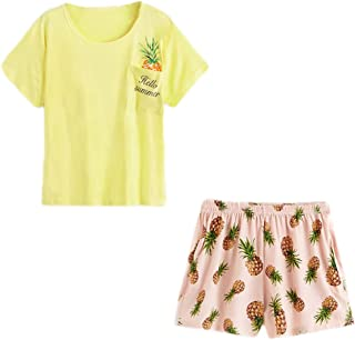 Best pineapple pajamas Reviews