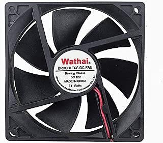 Wathai 92x92x25mm 92mm 12V DC Industrial Exhaust Cooling Fan