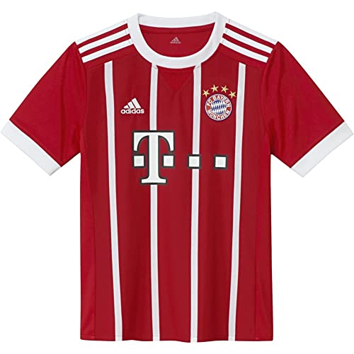 204dcfea adidas FC Bayern Munich Home Youth Jersey [FCBTRU]