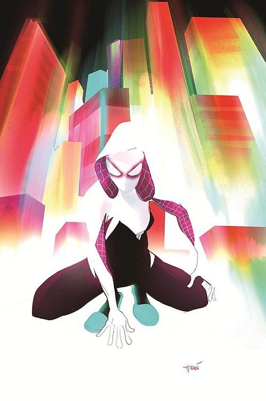 電池取るに足らない艶Spider-Gwen Vol. 0: Most Wanted?