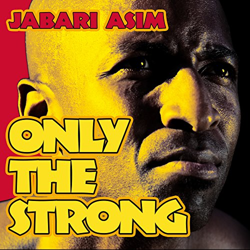 Only the Strong audiobook cover art