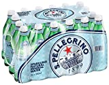 (お徳用ボックス) サンペレグリノ 炭酸入りナチュラルミネラルウォーター 500mlペットボトル×24本