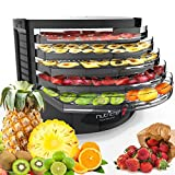 NutriChef Electric Food Dehydrator Machine - Professional Multi-Tier...