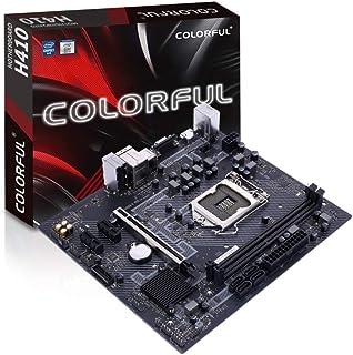 لوحة الأم للألعاب H410M-K PRO V20 الملونة تدعم الجيل العاشر من معالج انتل كور (سلسلة مذنب ليك-S، مقبس 1200)