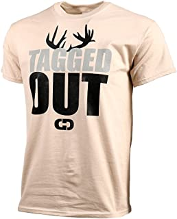tagged out clothing