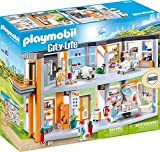 Playmobil- City Life: Gran Hospital Set Juguetes, Multicolor, Talla...