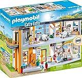 playmobil hospital city life