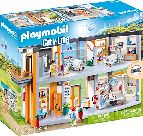PLAYMOBIL City Life Gran Hospital
