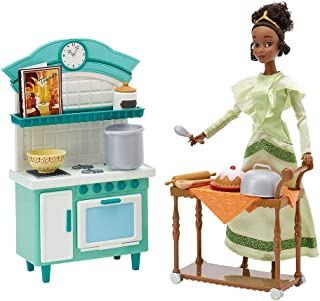 Disney Tiana Classic Doll Restaurant Play Set - The Princess and The Frog