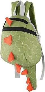 mymerlove Children Kids School Bag Cartoon Dinosaur Shape Kindergarten Kids Backpack