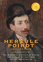 The Hercule Poirot Collection (1000 Copy Limited Edition): The Mysterious Affair at Styles, The Murder on the Links, Poiro...