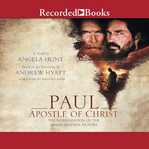 Paul, Apostle of Christ cover art