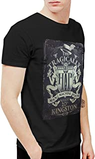 Men's The Tragically Hip Short Sleeve T-Shirt Black