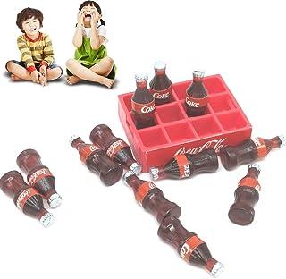 1:12 SCALA 2 lattine vuote Pepsi DRINK Casa delle Bambole in Miniatura