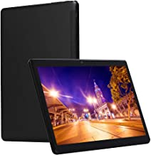 4G LTE 10.1 Inch Android Tablet PC, Octa-Core Processor, Android 7.0,4GB RAM 64GB Storage,1920x1200 IPS HD,Dual Sim Phone Call,Dual Camera,WiFi,GPS,Tablets Phablet (Black)