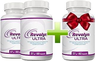 Revolyn Ultra Pilules dietetiques pour une perte poids efficace Achetez flacons vous recevrez troisieme gratuit Flacons
