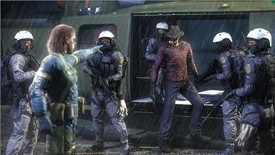 Tomorrow sunny 24X36 INCH / ART SILK POSTER / freddy krueger mgs crossover Metal Gear Solid V Ground Zeroes