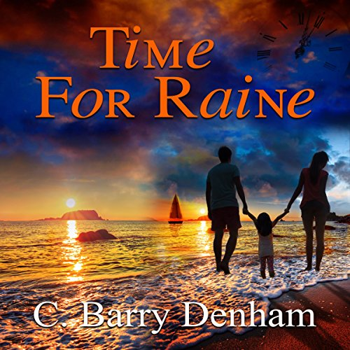 Time for Raine audiobook cover art