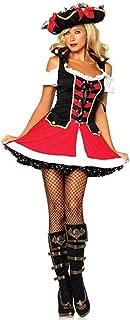 Women's Aye Aye Admiral Costume