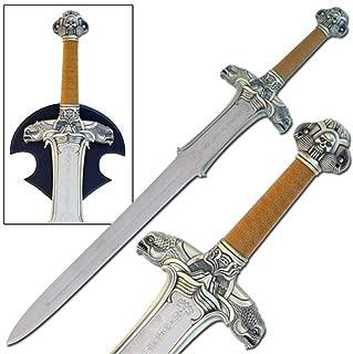 Medieval Barbarian Hero Movie Sword Collectible Replica