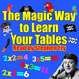 The Magic Way to Learn Your Tables cover art