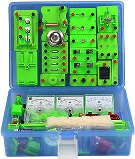 School Science Labs Basisfysica Elektriciteit Circuit Learning Kit, Magnetisme Experiment Educatieve Kits, Elektromagnetis...