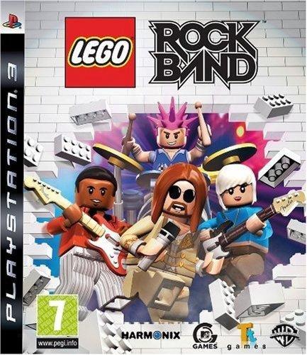 Lego Rock Band [Importación francesa]