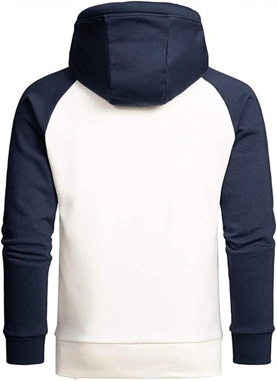 Aayomet Men's Pullover Hoodies Solid Long Sleeve Crewneck Sweatshirts Casual Workout Sport Tops Sweaters Blouses