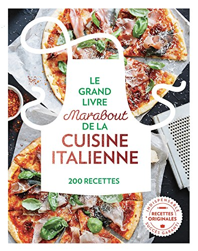 avis en italien professionnel Grand livre de cuisine italienne Marabou