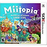 3DS Miitopia - An Epic Face Off Between Good and Evil