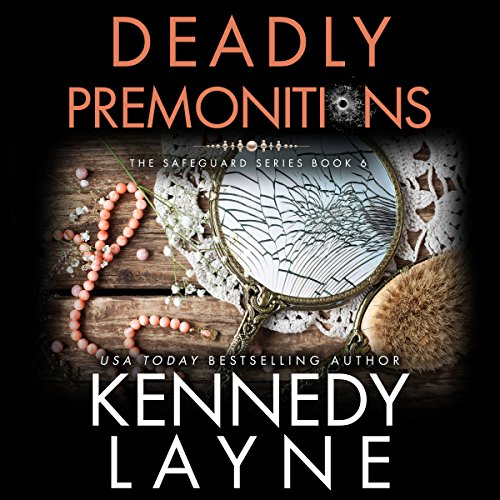 Deadly Premonitions audiobook cover art