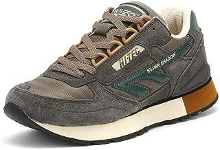 Hi-Tec Silver Shadow Mens Sneakers Grey
