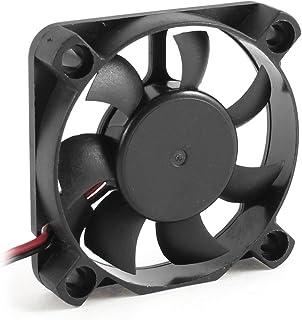 Como 45/mm 2Pin PC VGA del dispositivo di raffreddamento della scheda video ventola di raffreddamento trasparente 12/VDC