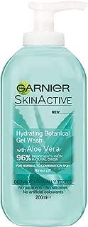Garnier Naturals Hydrating Botanical Gel Wash with Aloe Vera 200ml