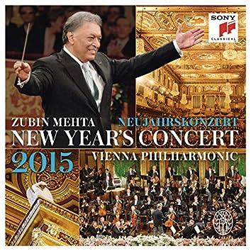 Neujahrskonzert / New Year's Concert 2015 (Live)