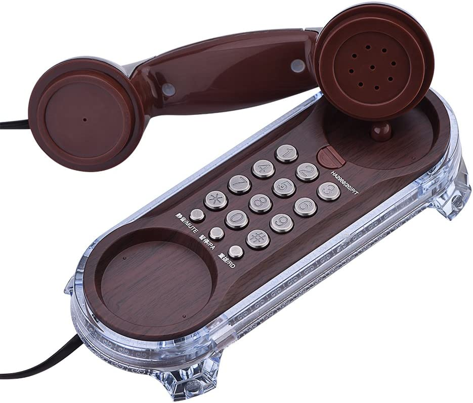 Lowest price challenge Tonysa Antique Style Wired Special Campaign landline Vintage Phone Ph Retro