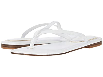Kenneth Cole New York Mello Flip-Flop (White) Women