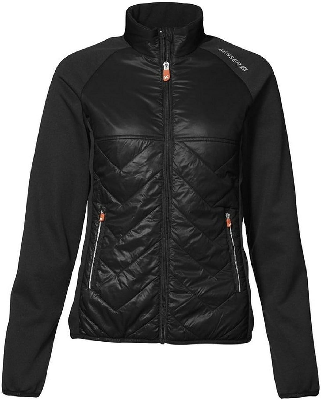 ID Women Ladies Cool Down Lightlined Full Zip Jacket