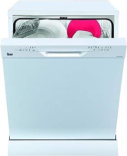 Teka LP8 810 Independiente 12 cubiertos A+ lavavajilla - Lavavajillas (Independiente, Blanco, Tamaño completo (60 cm), Blanco, Botones, 12 cubiertos)