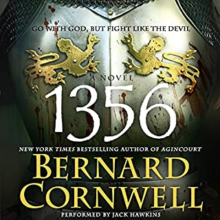 1356 audiobook cover art