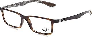 Ray-Ban RX8901 Rectangular Prescription Eyeglass Frames