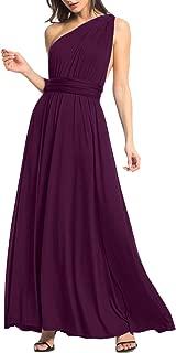 eggplant purple dresses