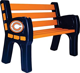 Imperial Officially Licensed NFLFurniture; Park Bench