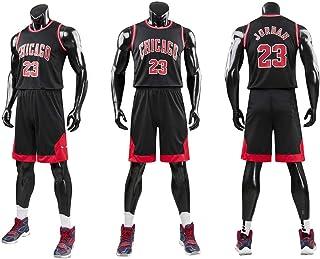 قمصان كرة السلة للرجال متوفرة باللون الأسود والأبيض والأحمر. يمكن استخدام قمصان الرجال وقمصان كرة القدم للعب كرة السلة وكر...