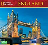 National Geographic England 2019 Calendar