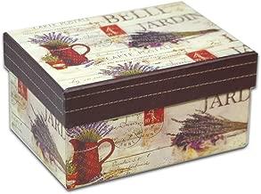 Sister Wooden RAM scatolina portagioie petto Daisy by Global design SG1689