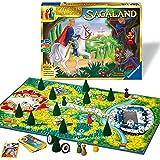Ravensburger 26424 - Sagaland - Gesellschaftsspiel für Kinder und Erwachsene, 2-6 Spieler, ab 6 Jahren, Spiel des Jahres, die besten Familienspiele - Michel Matschoss