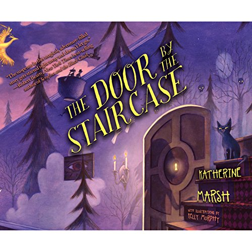 The Door by the Staircase audiobook cover art